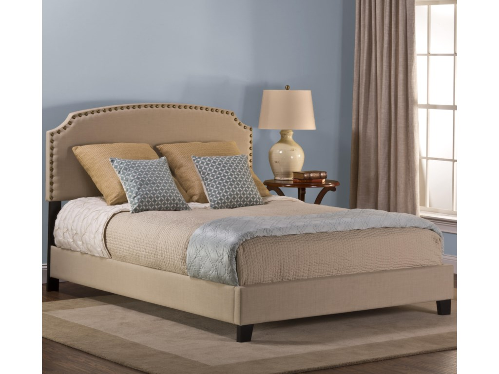 Hillsdale Upholstered BedsQueen Lani Upholstered Bed