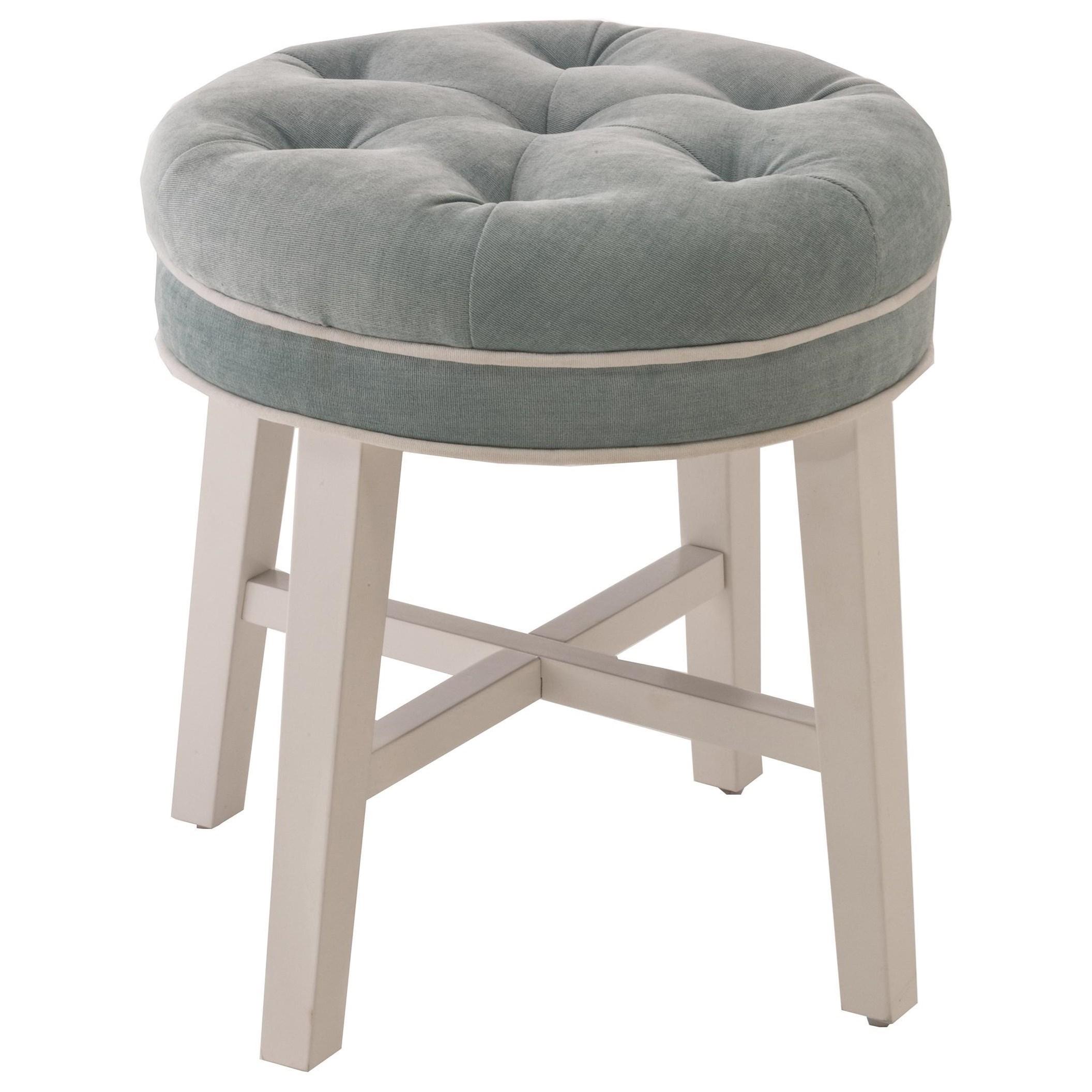 Superieur Hillsdale Vanity StoolsSophia Vanity Stool With Fabric Seat ...