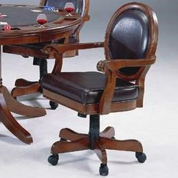 Hillsdale WarringtonCaster Game Chair ...