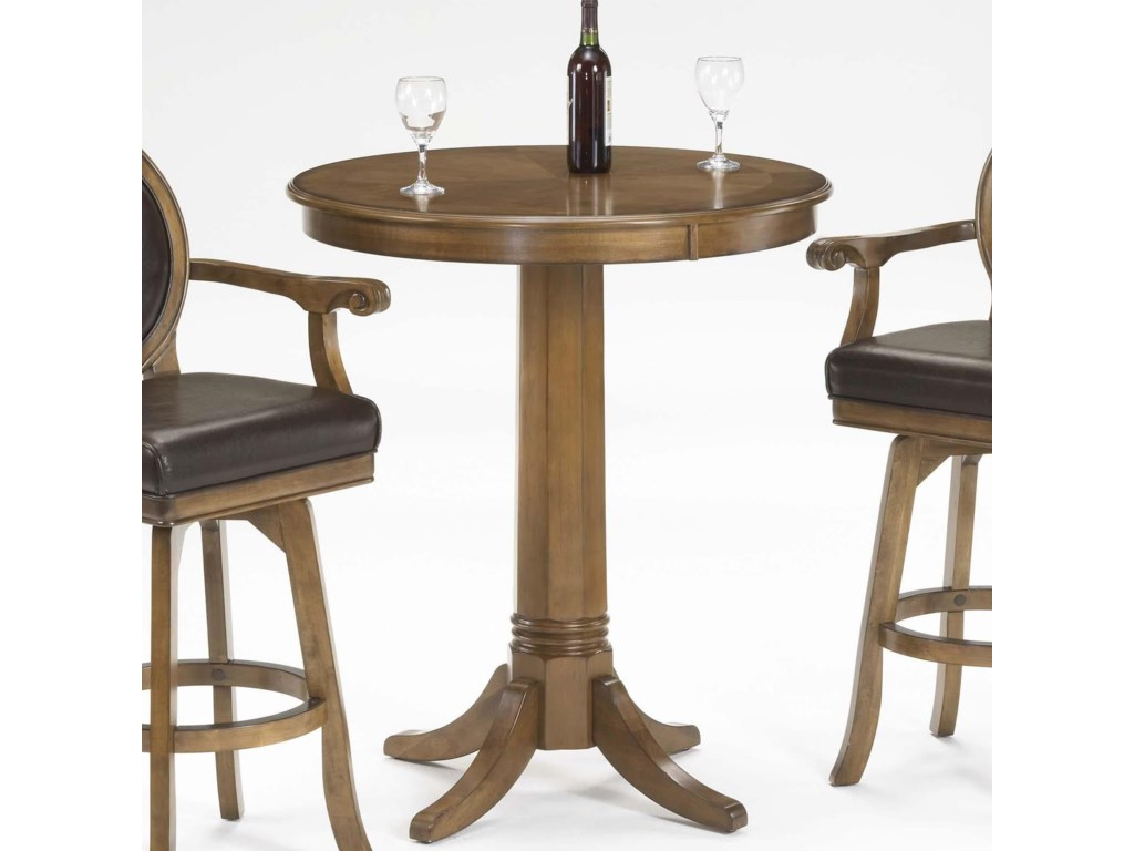 Warrington Single Pedestal Pub Table