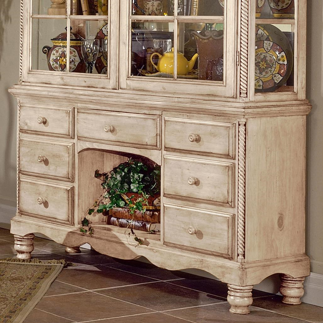 Home Dining Room Furniture Buffets Hillsdale Wilshire Grand Cottage Buffet.  Hillsdale WilshireGrand Cottage Buffet ...