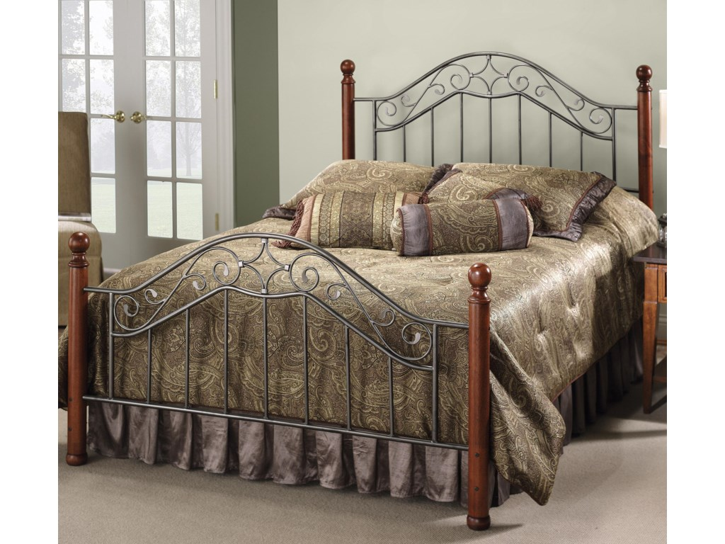 Hillsdale Wood BedsQueen Martino Bed