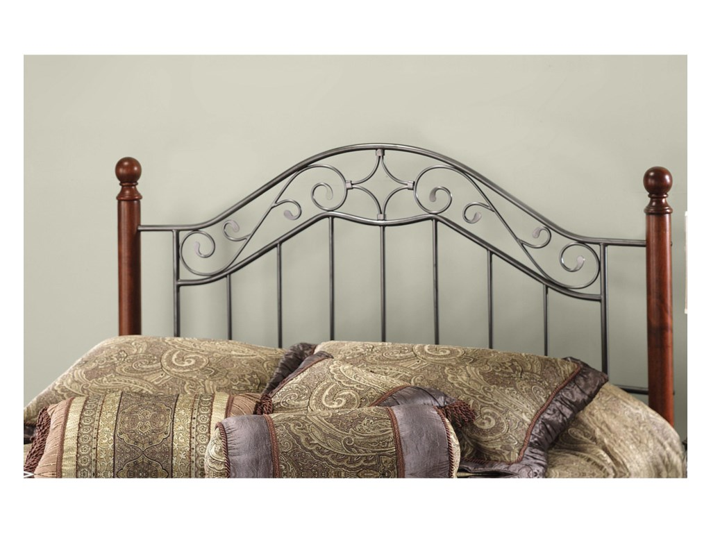 Hillsdale Wood BedsFull/Queen Martino Headboard