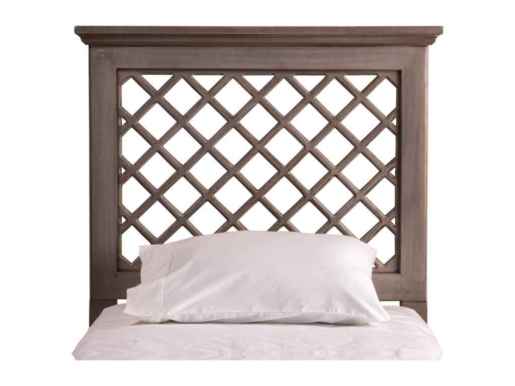 Hillsdale Wood BedsQueenHeadboard and Rails