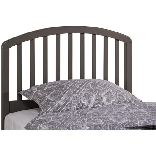 Hillsdale Wood Beds Wooden Twin Headboard with Frame