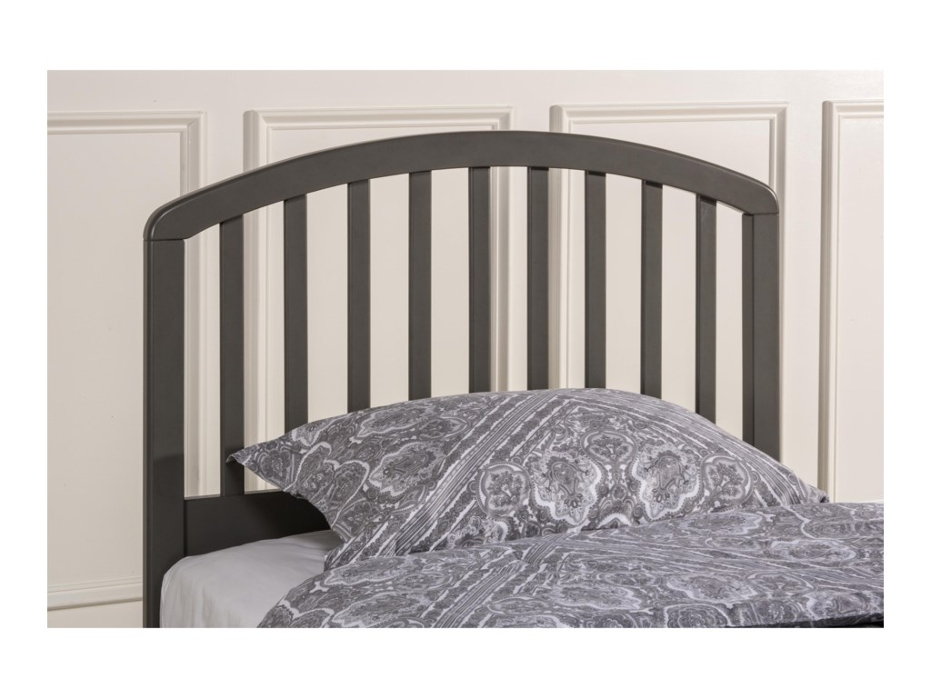 Hillsdale Wood BedsTwin Headboard with Frame