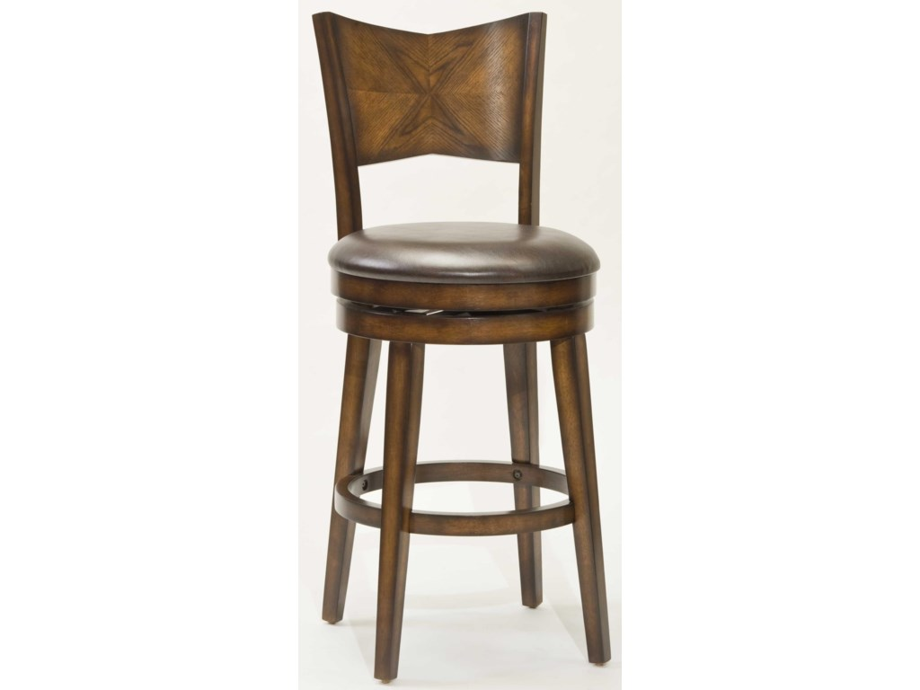 Swivel Bar Stool Hilale Wood Stools30 5