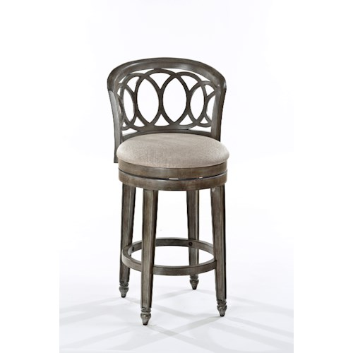 Hillsdale Wood Stools Adelyn Bar Stool