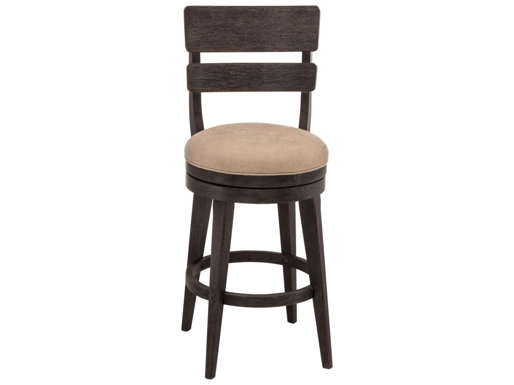 Hillsdale Wood StoolsSwivel Counter Stool