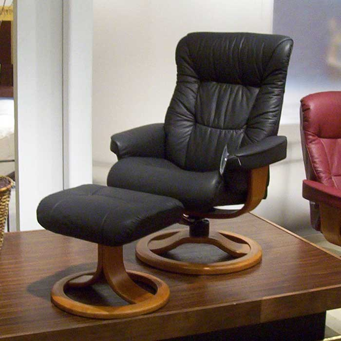Hjellegjerde Scansit Reclining Chair u0026 Ottoman & Hjellegjerde Scansit Reclining Chair u0026 Ottoman - Wilsonu0027s ... islam-shia.org