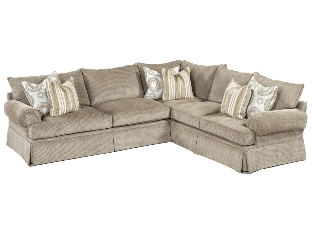 HM Richards 94652 pc. Sectional