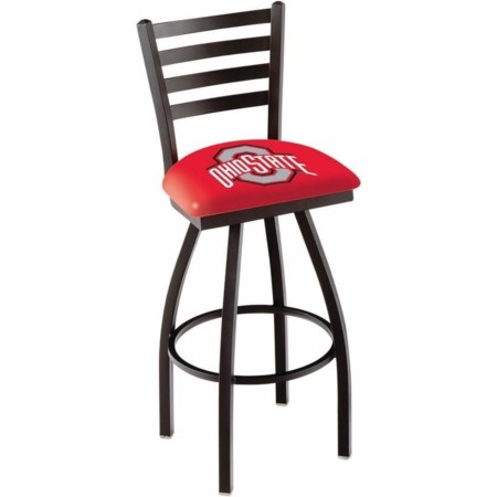 Ohio State University Logo Bar Stool