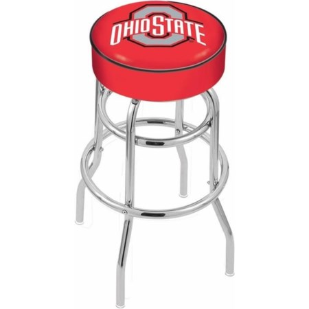 Ohio State University Logo Stool