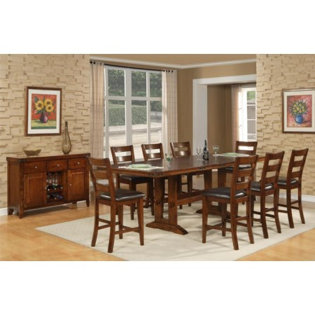 Layton 9 Pc. Dining Set