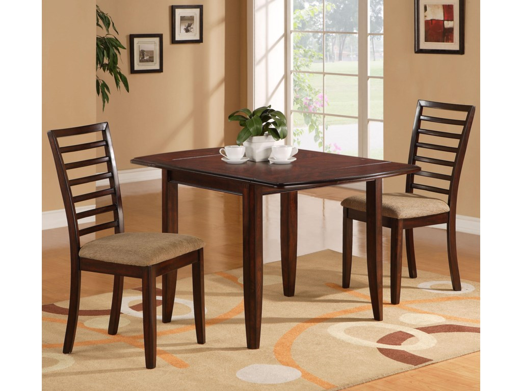 Holland House IvanIvan Table + 2 Chairs