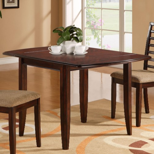 Holland House 1237 Dining Drop Leaf Dining Table Godby Home
