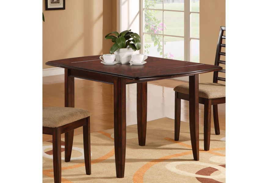 Ivan Drop Leaf Dining Table by Hathaway at Walker\'s Furniture
