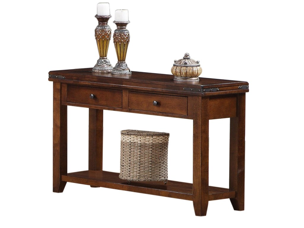 Morris Home Furnishings CoventryCoventry Sofa Table