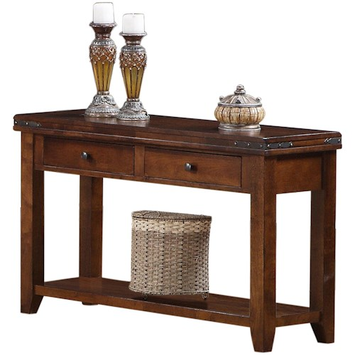 Holland House Layton Sofa Table