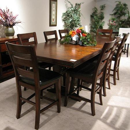 Layton Counter Table