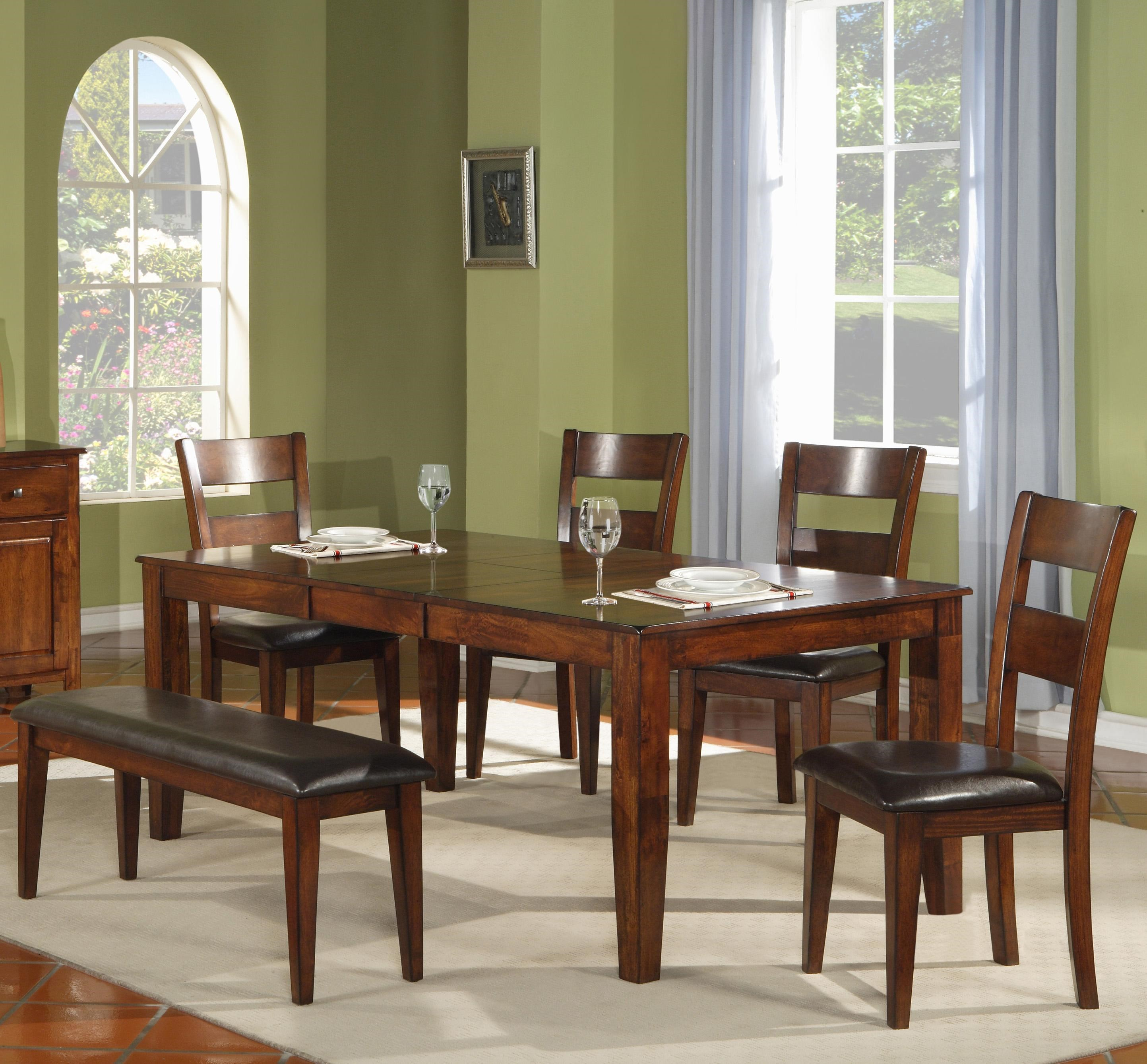 Holland House 1279 Mango Wood Leg Table with Side Chairs  : products2Fhollandhouse2Fcolor2F12791279 4278l2B4x1279 321s2B1279 322 ben bjpgscalebothampwidth500ampheight500ampfsharpen25ampdown from www.godbyhomefurnishings.com size 500 x 500 jpeg 54kB