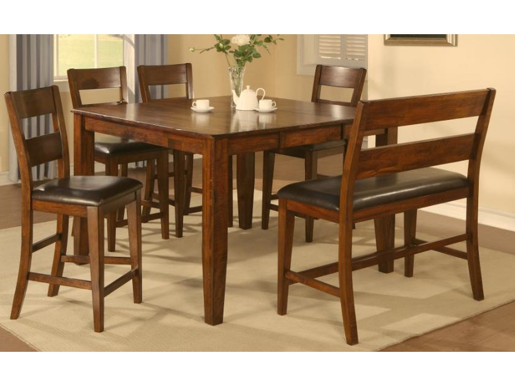 Holland House 12796 Piece Counter Height Dining Set