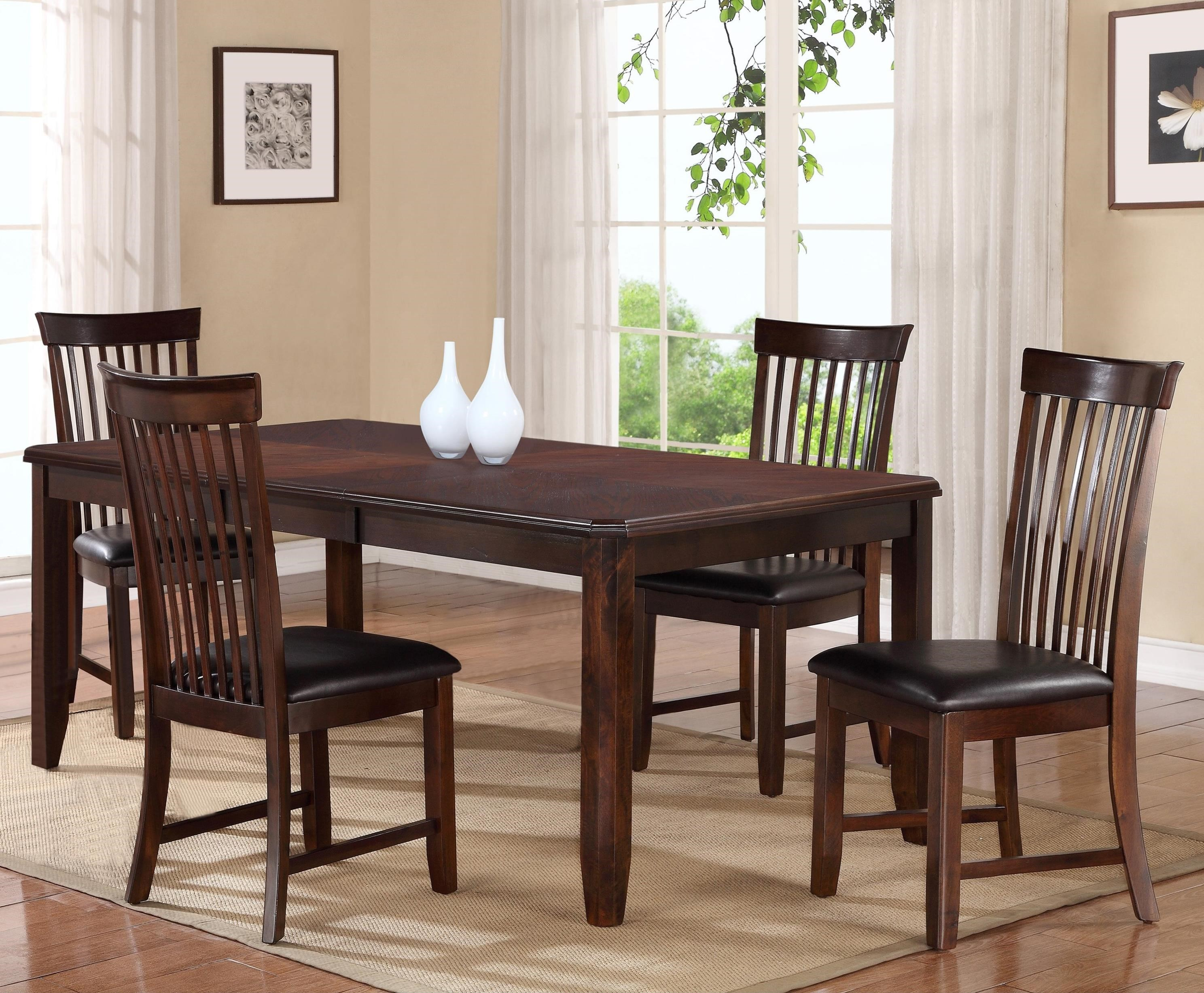 19003 5 Piece Dining Table Set By Holland House