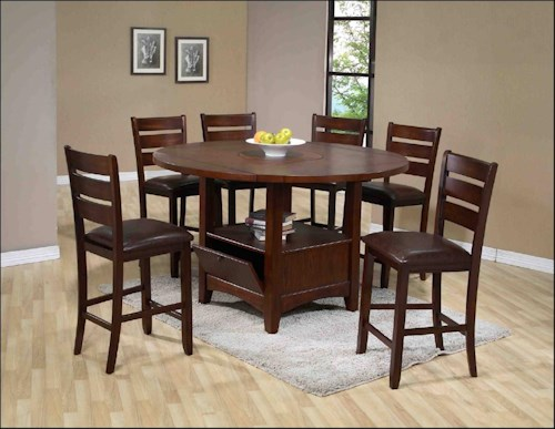 Holland house 1920 casual 7 piece pub table and chair set godby holland house 1920 casual 7 piece pub table and chair set watchthetrailerfo