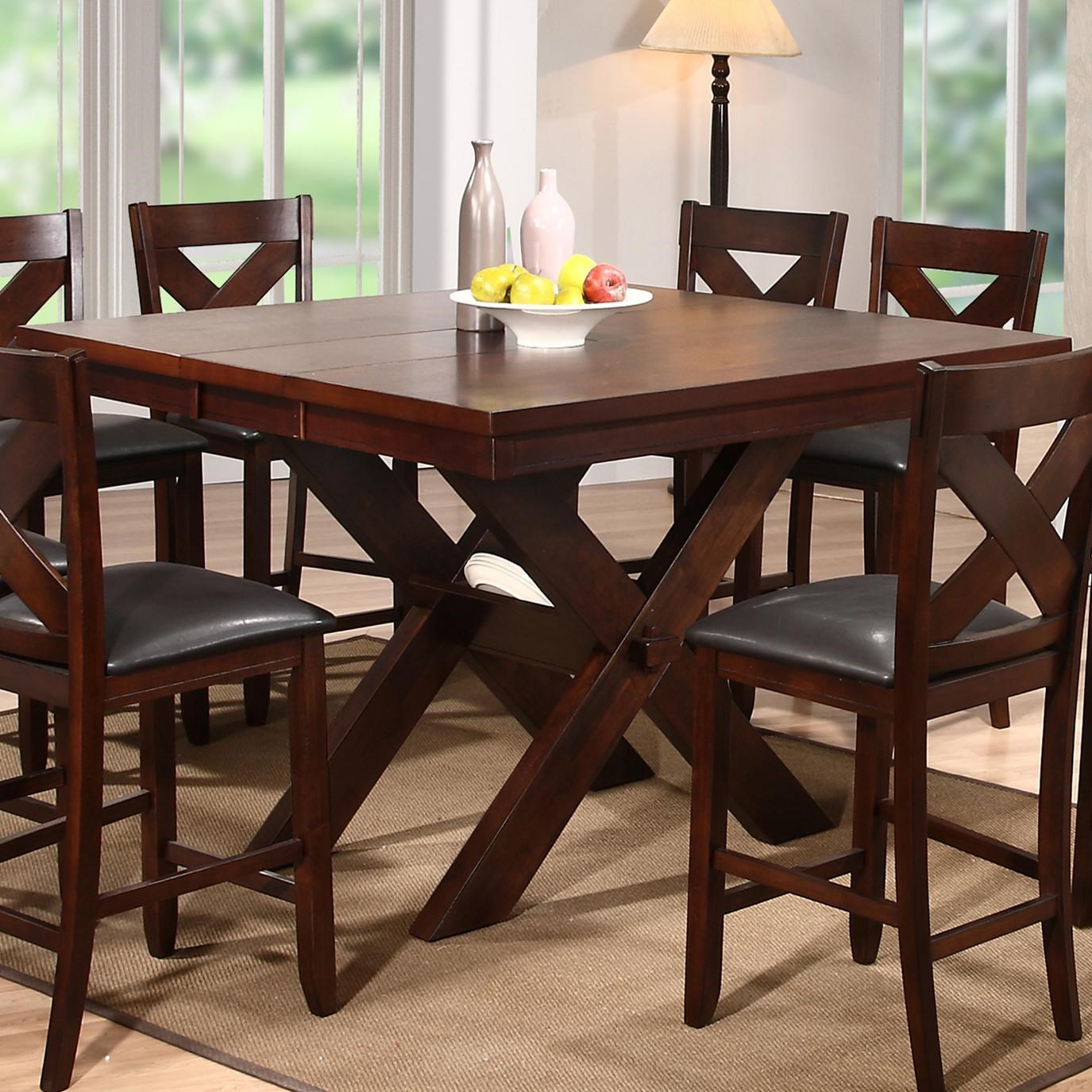 Holland House 1950 Dining Extension Counter Height Table