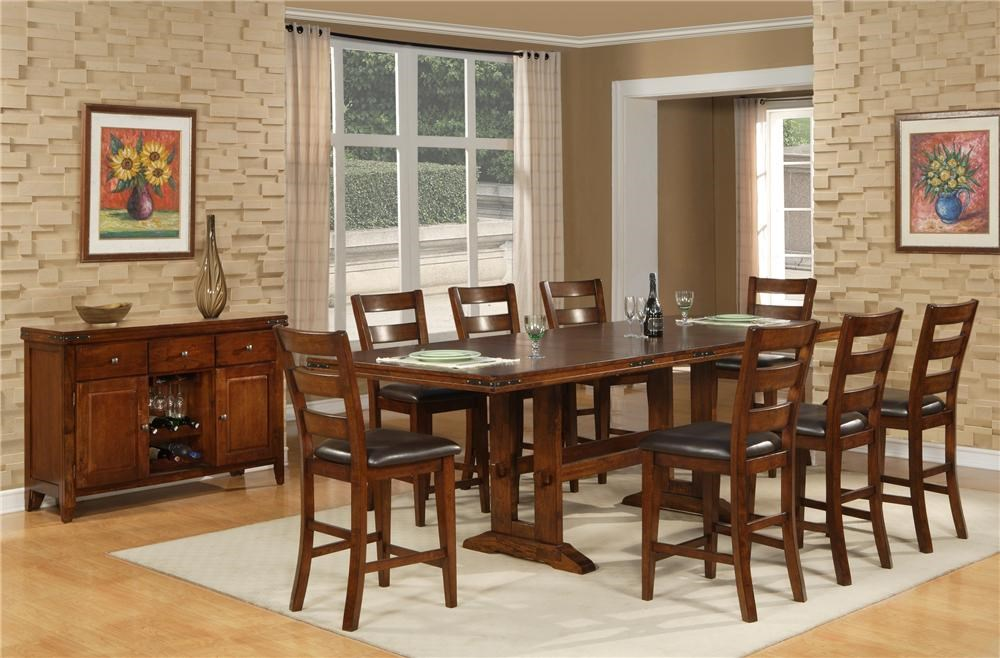 urban loft northern home furniture. Morris Home Furnishings Coventry 5 Piece Pub Dining Set Urban Loft Northern Furniture H