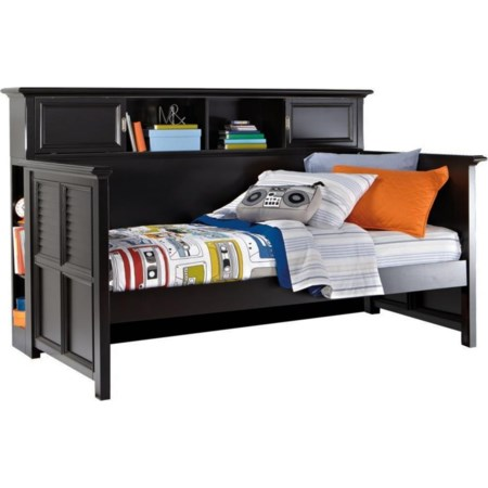 Twin Bookcase Daybed