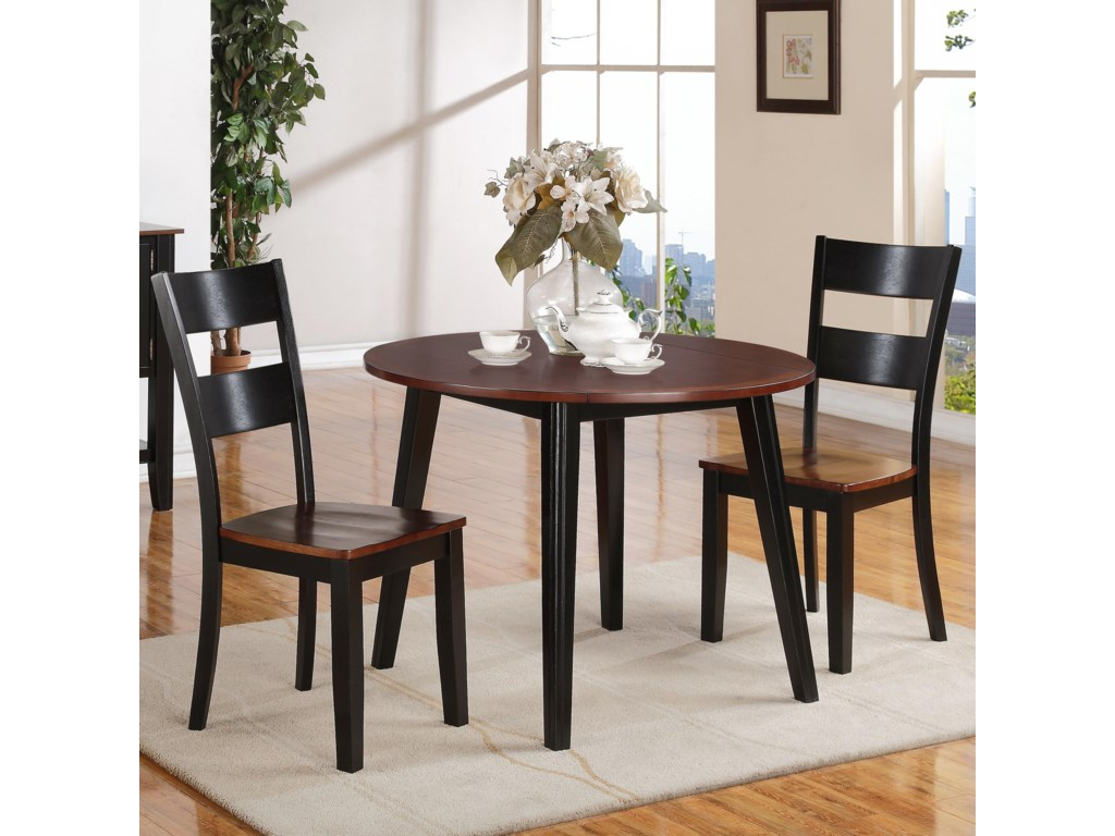 Holland House 82023 Piece Table and Chair Set