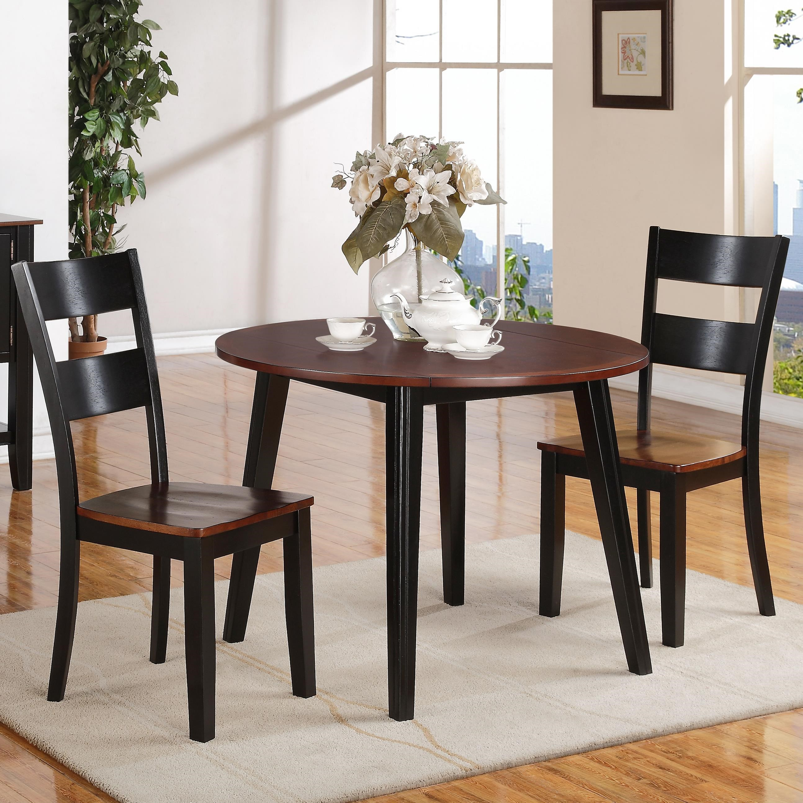 Holland House 82023 Piece Table And Chair Set ...