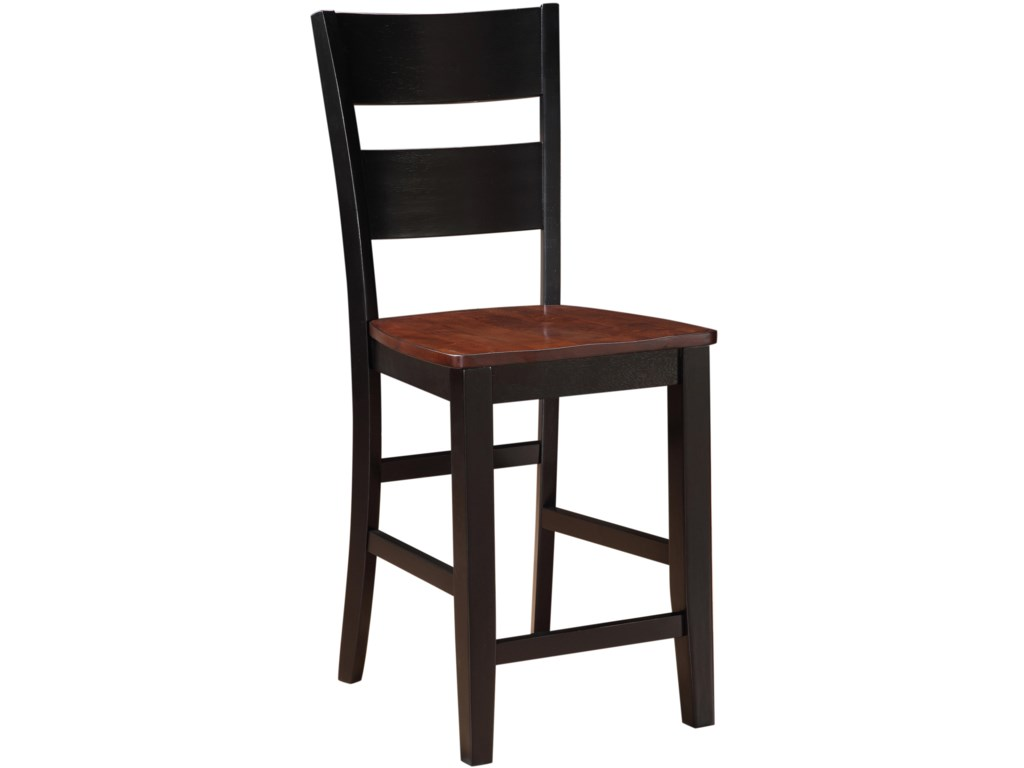 Holland House 8202Counter Height Pub Chair