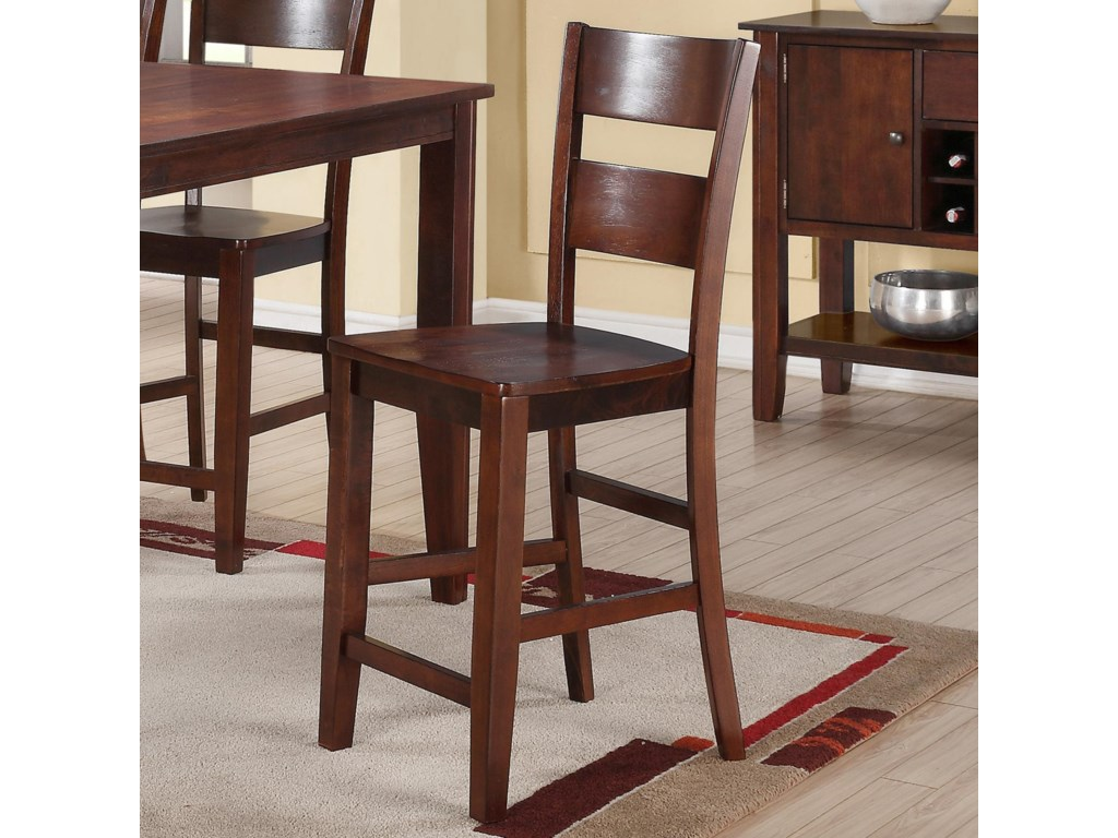 Holland House 8203Counter Height Pub Chair