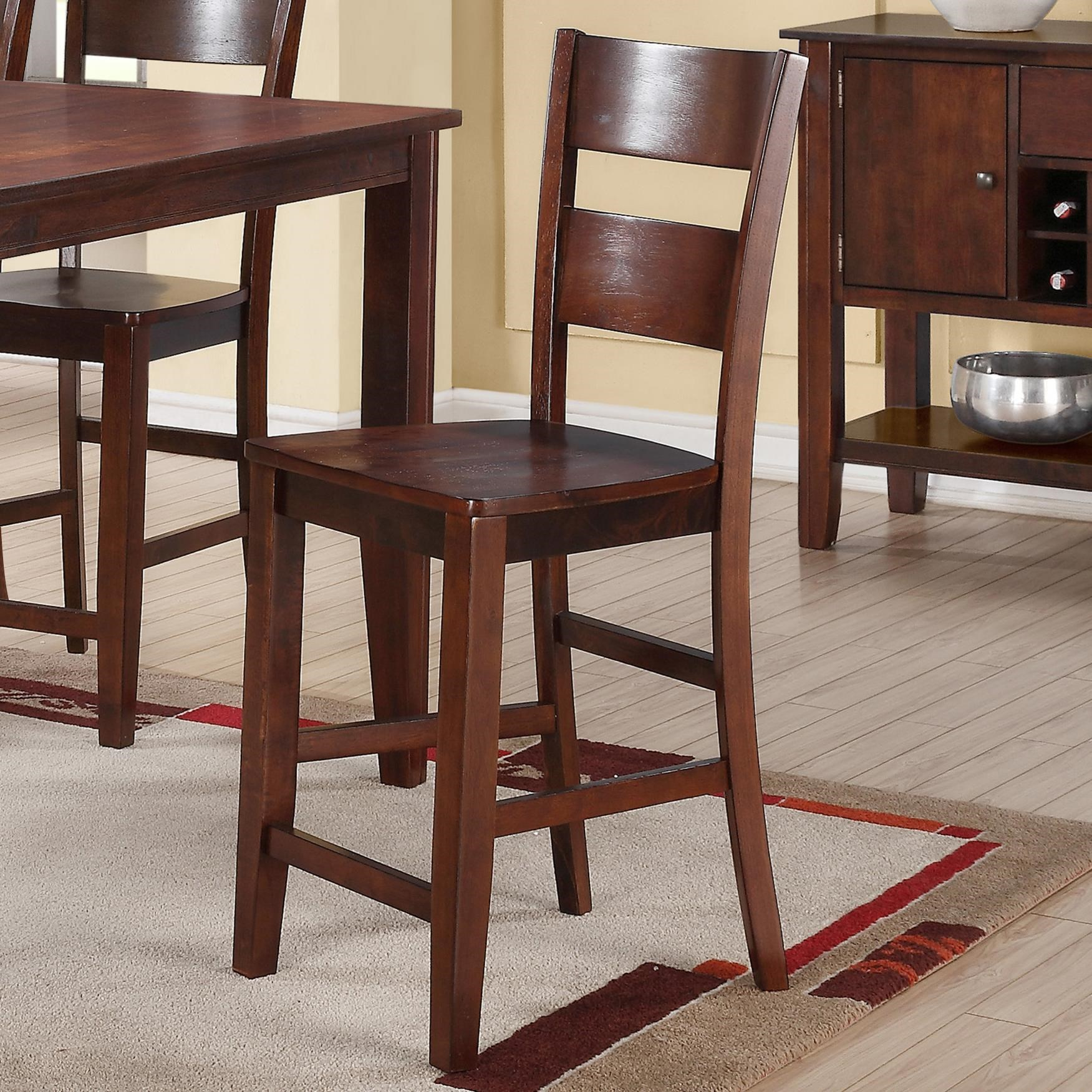 Holland House 8203Counter Height Pub Chair ...