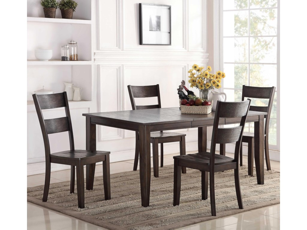 Holland House 82045 Piece Dining Set