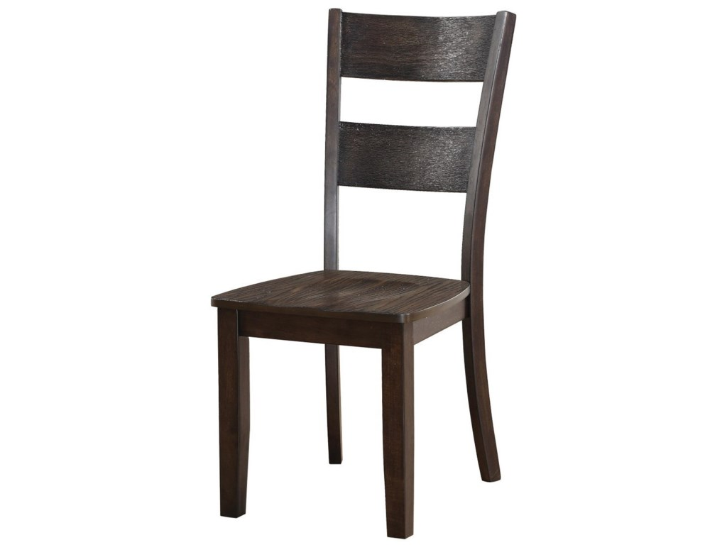 Holland House 8204Ladderback Side Chair