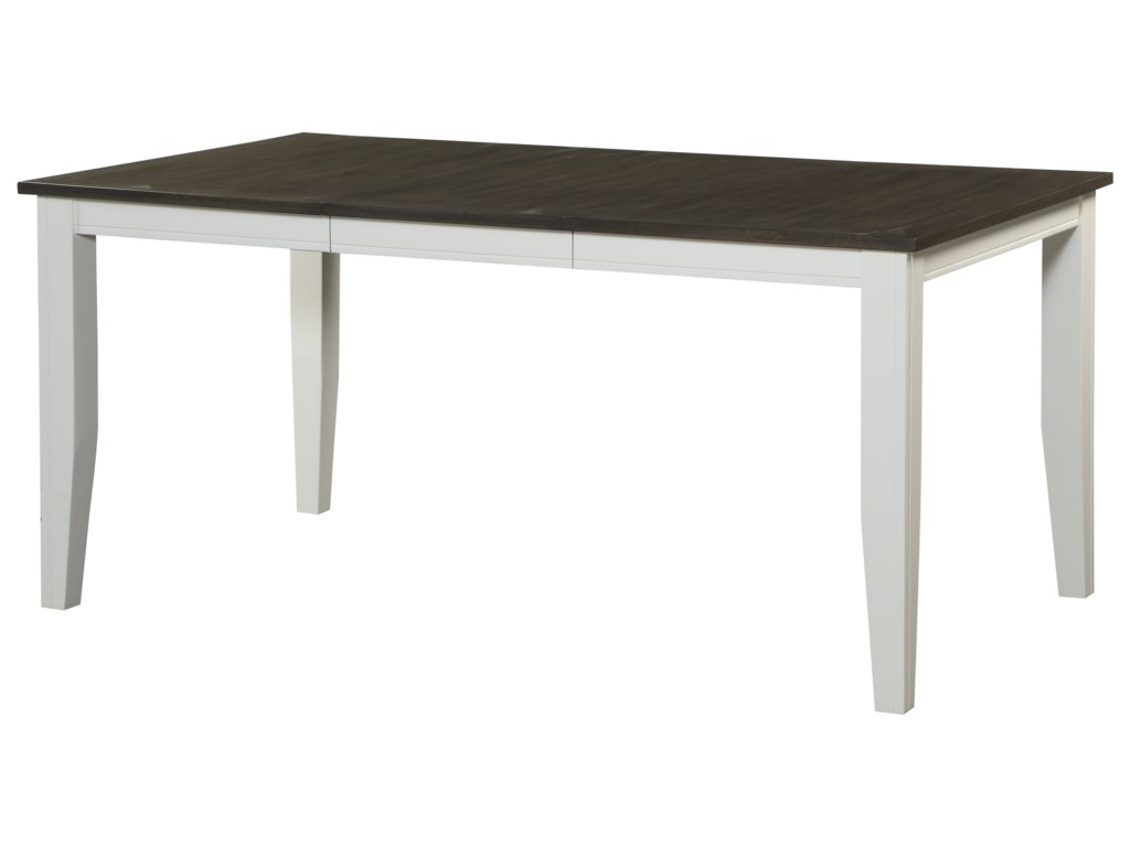 Hathaway Carey WhiteLeg Table