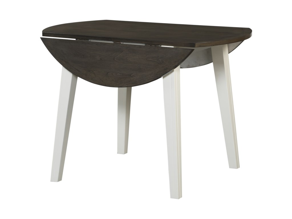 Holland House 8205Round Drop Leaf Table