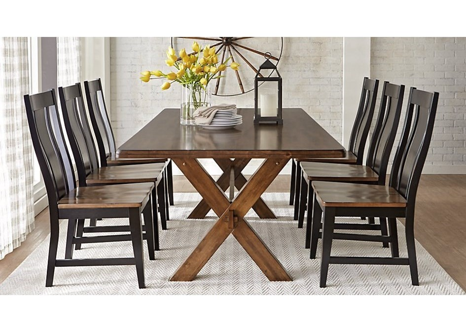 Warehouse M 9108Dining Table