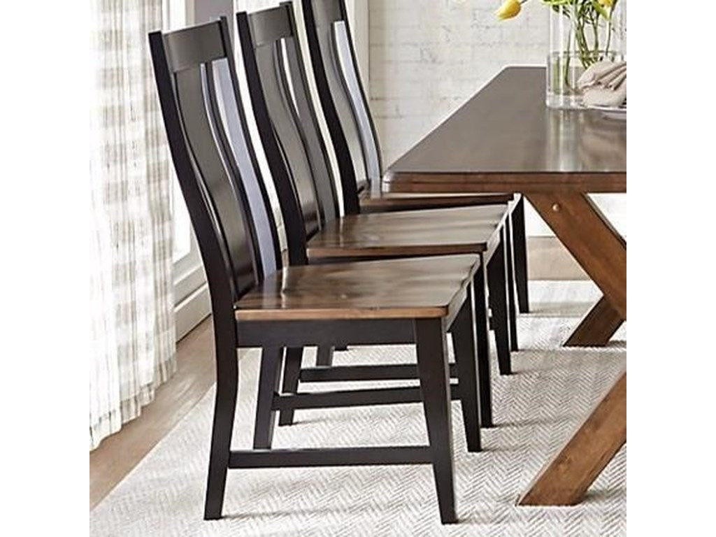 Warehouse M 9109Dining Side Chair