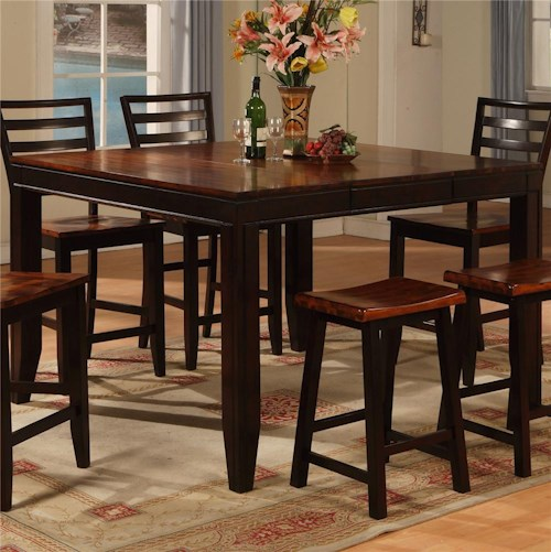 Holland House Adaptable Dining Counter Height Table