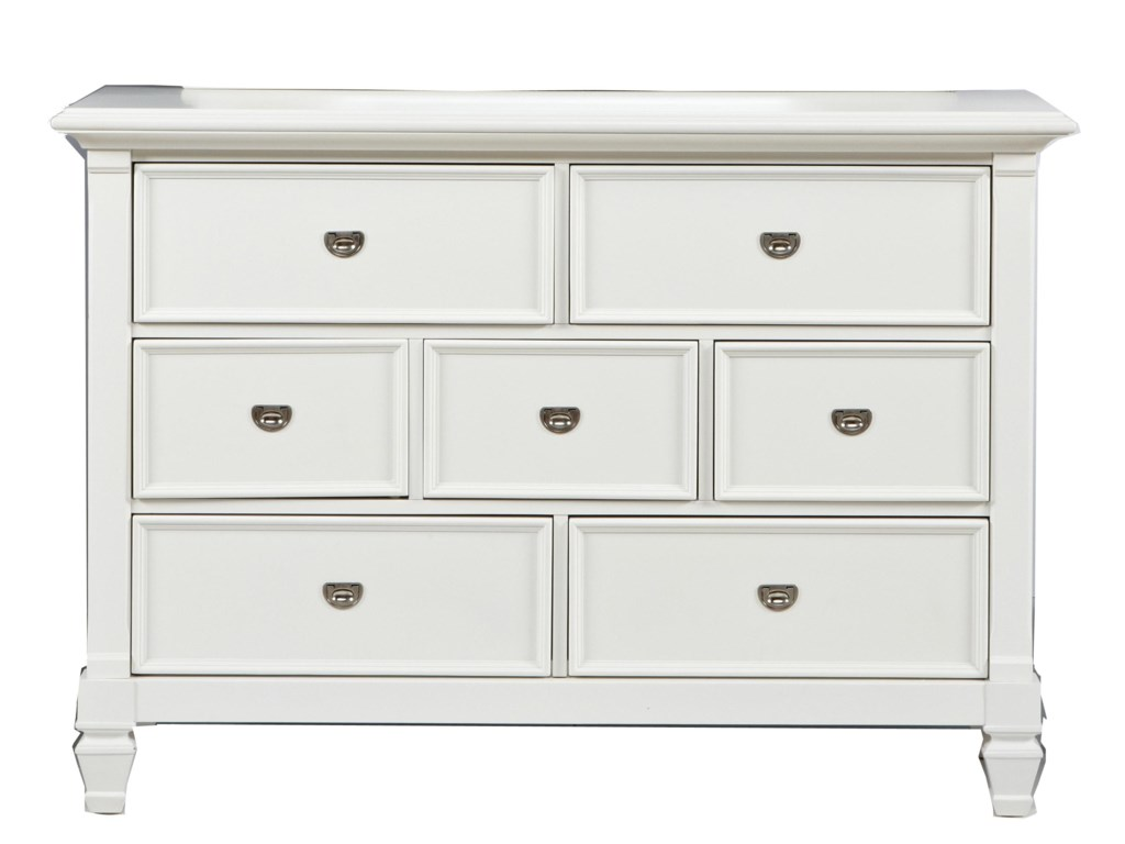 Holland House Belmar YouthDrawer Dresser