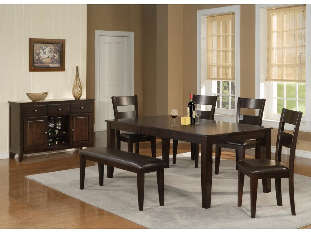 Holland House BendDining Table