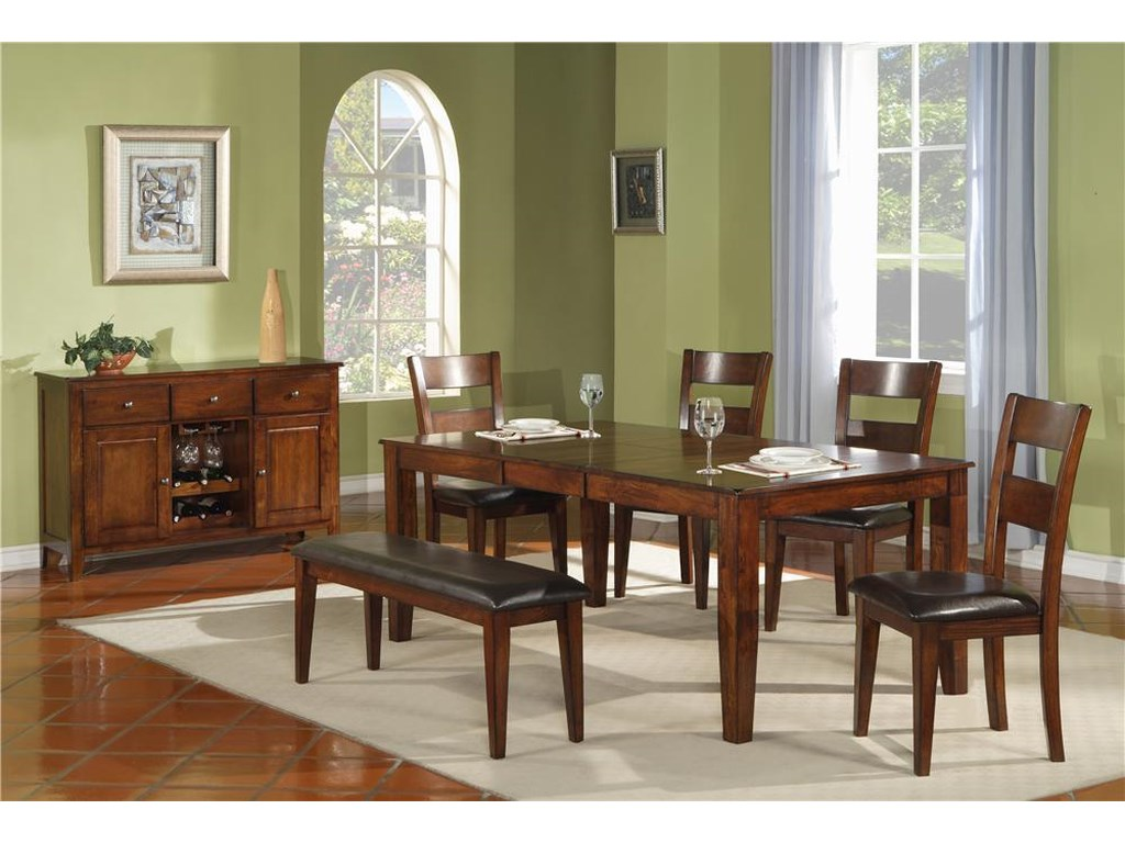 Holland House MelbourneMelbourne 5-Piece Dining Set