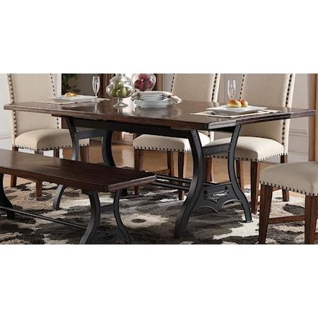 "Creston 84"" Dining Table"
