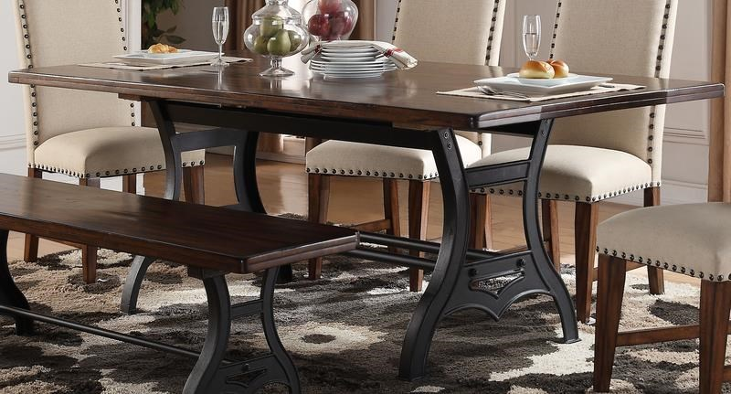 Creston 84 Dining Table