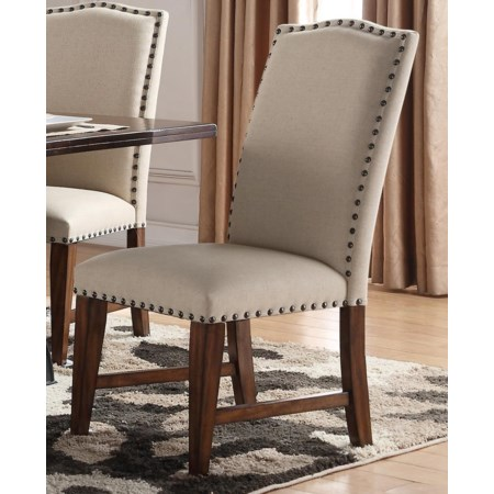 Creston Upholstered Side Chair