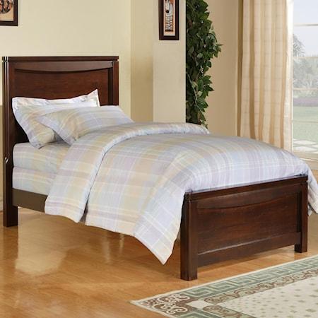 Granada Twin Panel Bed